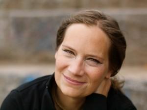 Tanja Dückers - Foto von Anton Landgraf